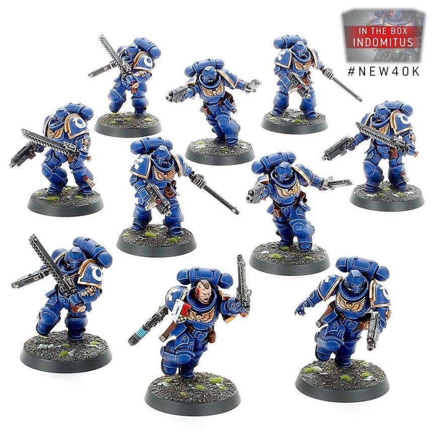 Assault Intercessor Squad