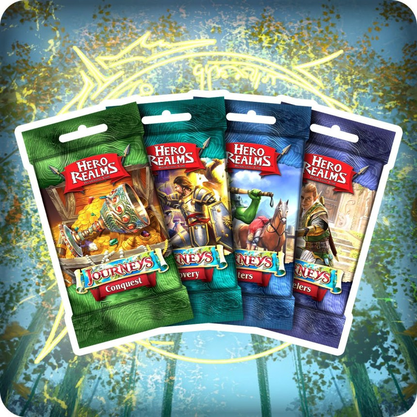 Hero Realms Journeys Packs