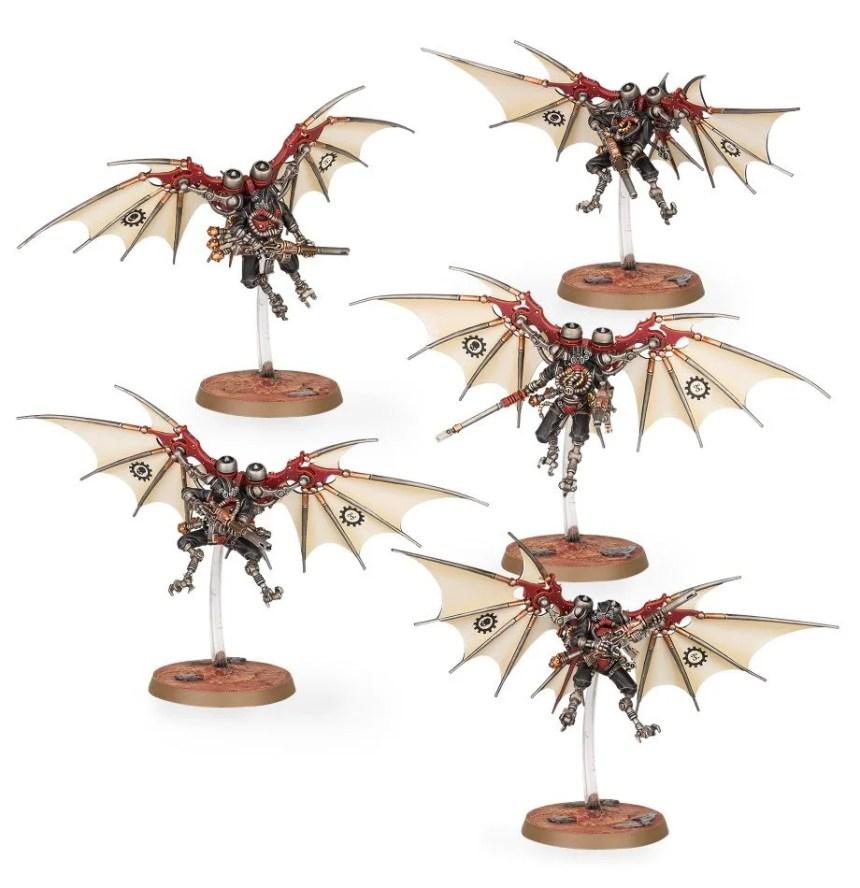 Pteraxii Skystalkers