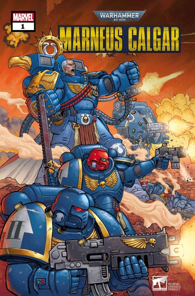 Warhammer 40,000 Marneus Clagar