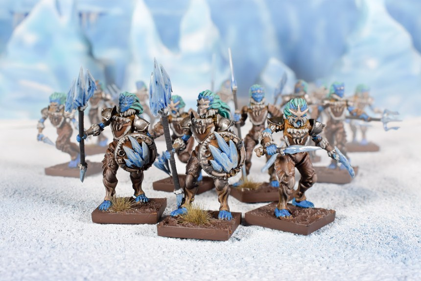 NORTHERN ALLIANCE ICE NAIADS