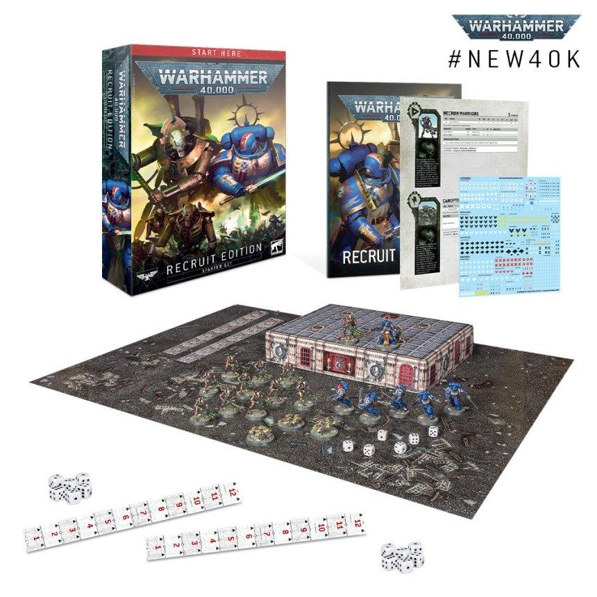 Warhammer 40,000 – Recruit Edition