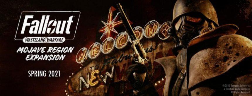 Fallout: Wasteland Warfare Mojave Region Expansion