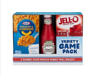 Big G Creative's Kraft Heinz Variety Game Pack