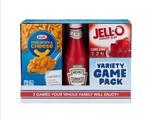 Big G Creative's Kraft Heinz Variety Game Pack
