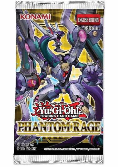 Yu-Gi-Oh! Trading Card Game Phantom Rage
