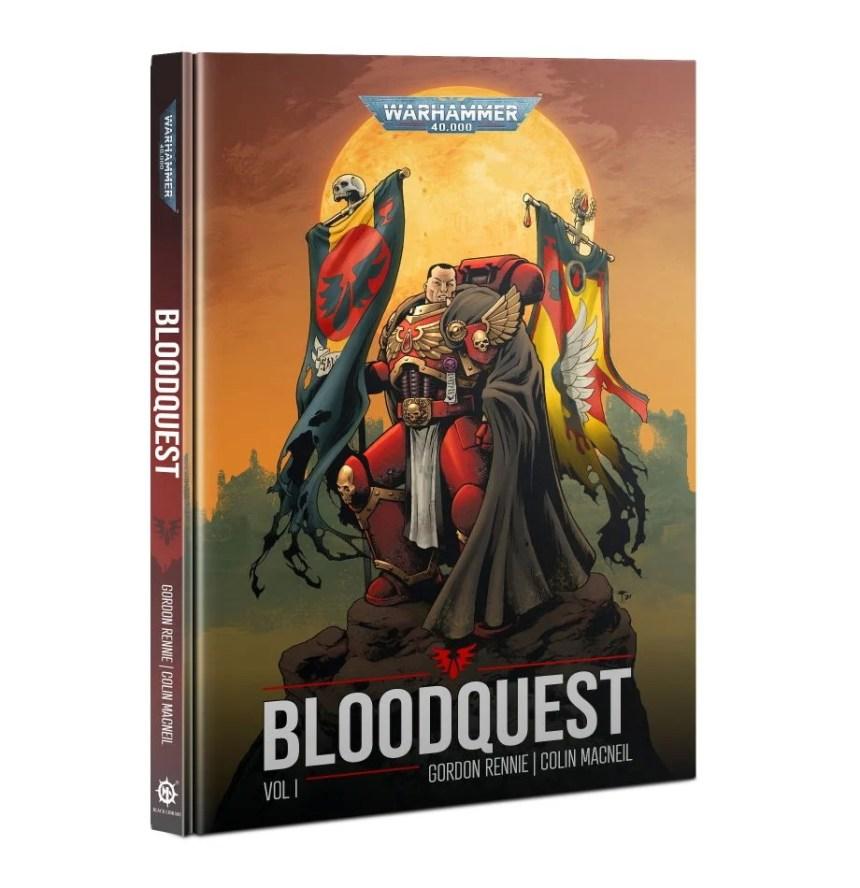 Bloodquest Vol. 1