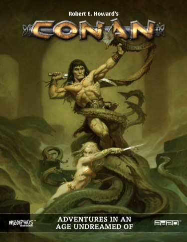 Conan Core Book