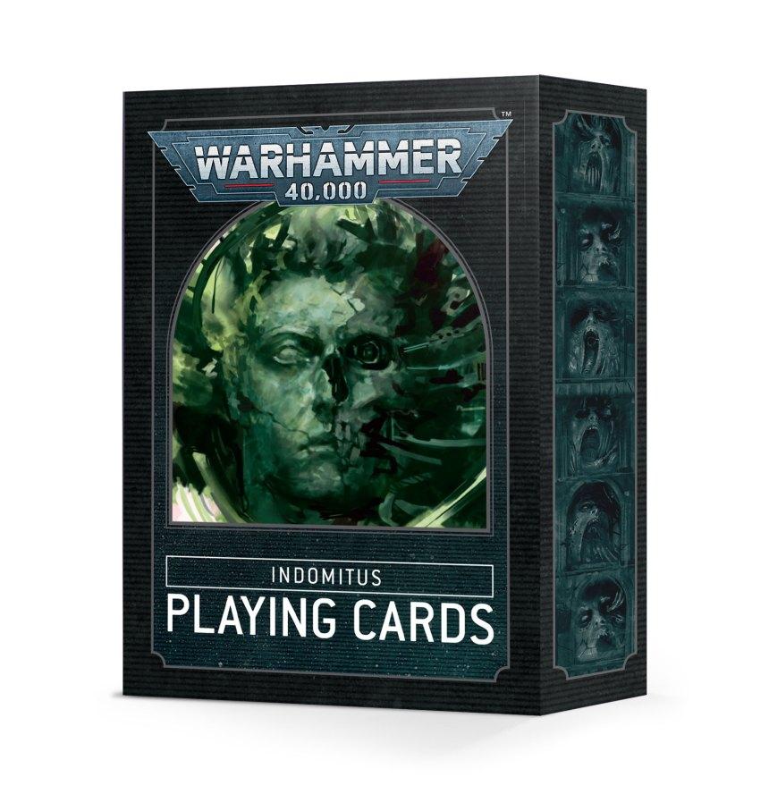 Warhammer 40,000 playing cards