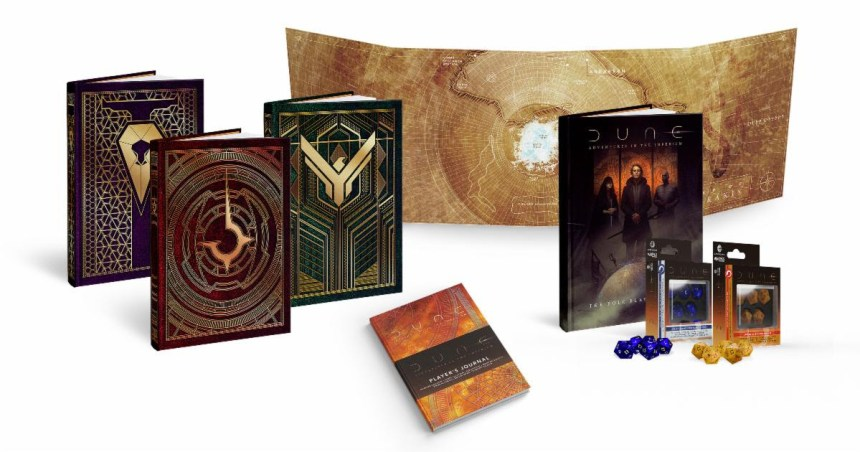 Dune: Adventures in the Imperium pre-order