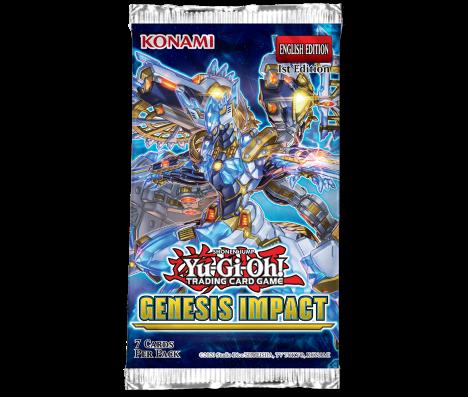 Yu-Gi-Oh! Trading Card Game Genesis Impact