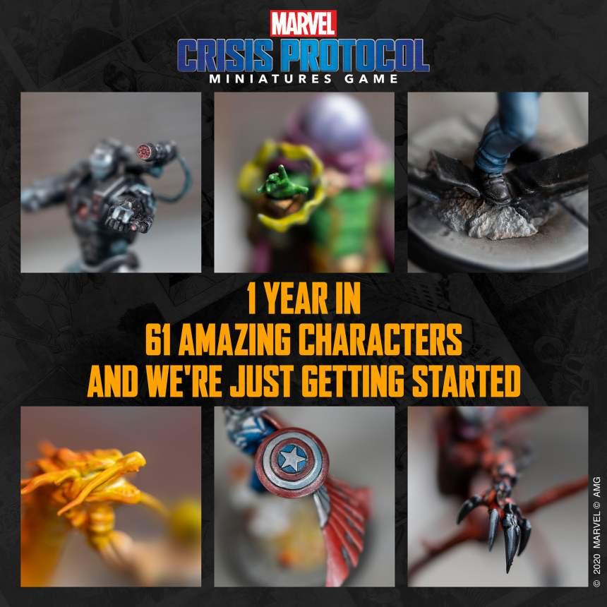 Marvel: Crisis Protocol 2021 teaser