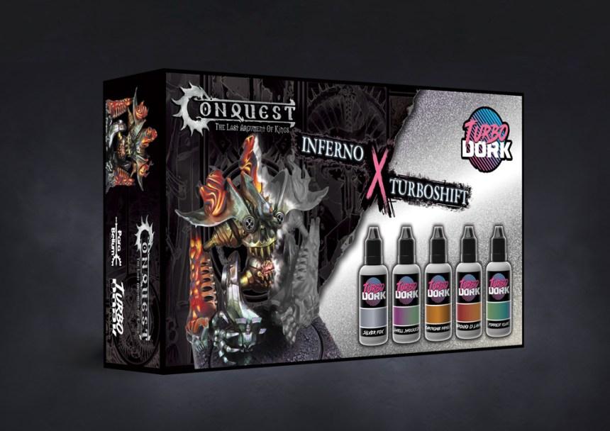Inferno X Turboshift