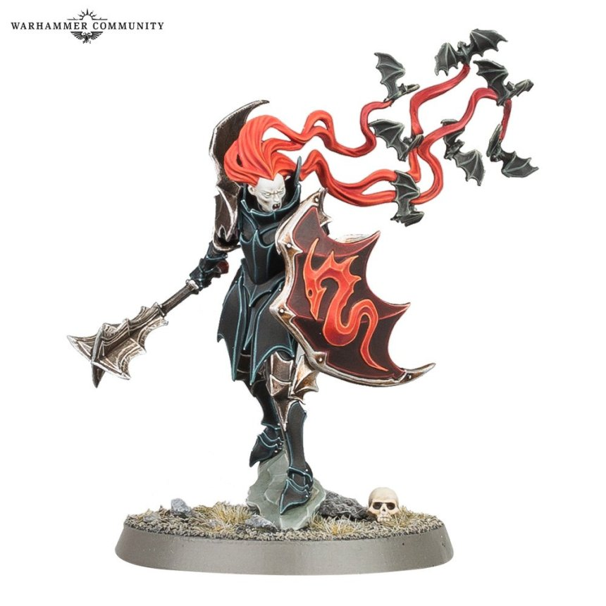 Vampire Lord Warhammer: Age of Sigmar