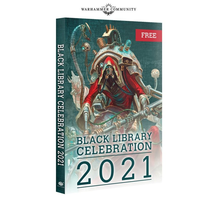 Black Library Celebration anthology 2021