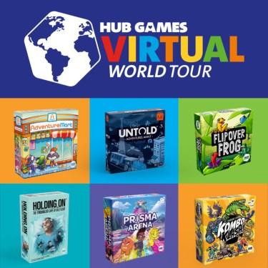 Hub Games Virtual Tour