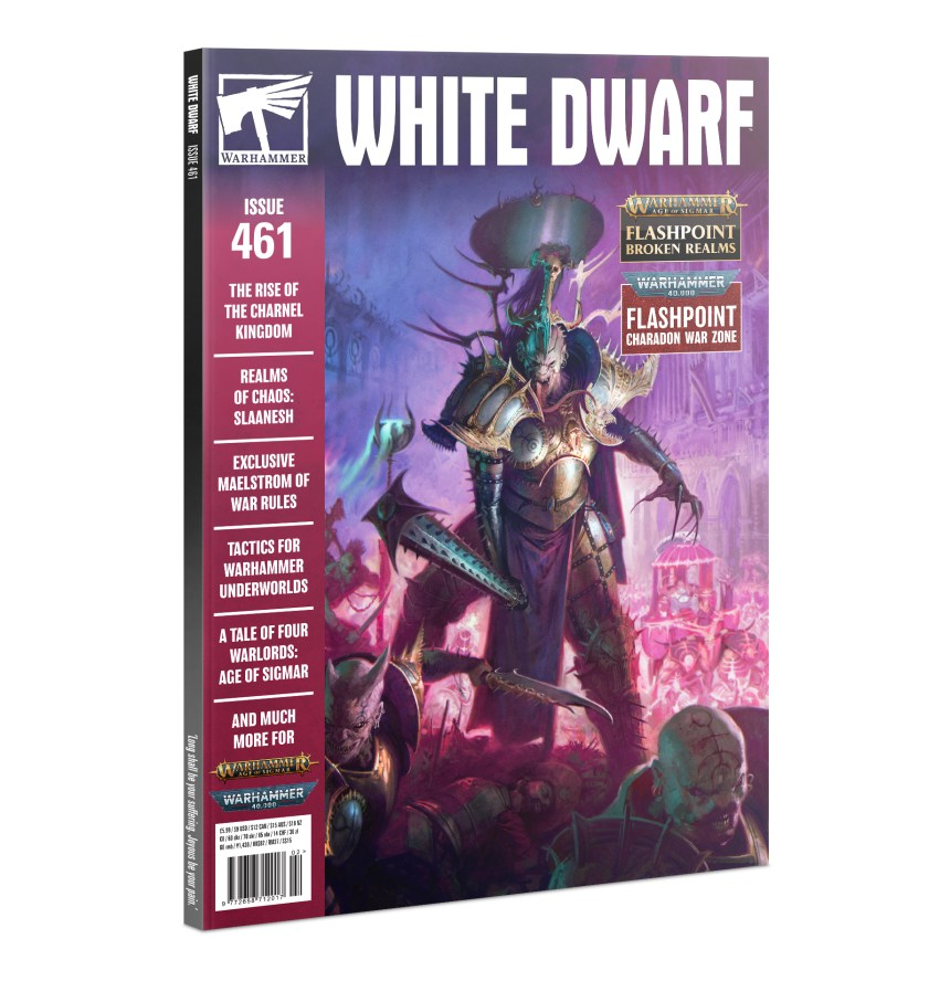 White Dwarf #461
