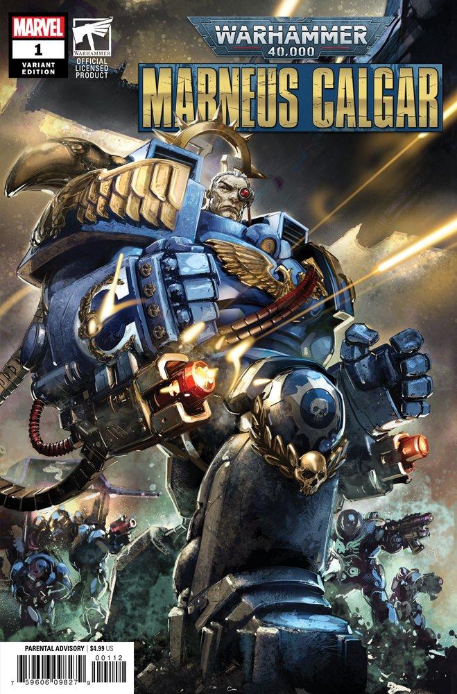 Warhammer 40,000: Marneus Calgar GW Variant