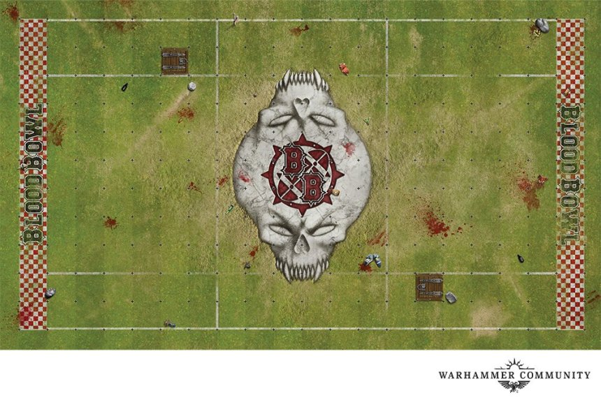 Blood Bowl: Death Zone Sevens