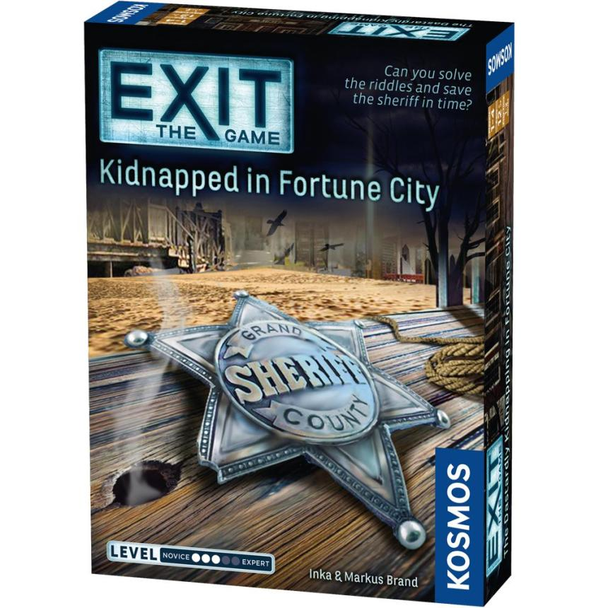 EXIT: KIDNAPPED IN FORTUNE CITY