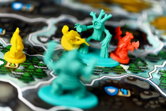Dwar7s Winter and the Lost Tribes expansion