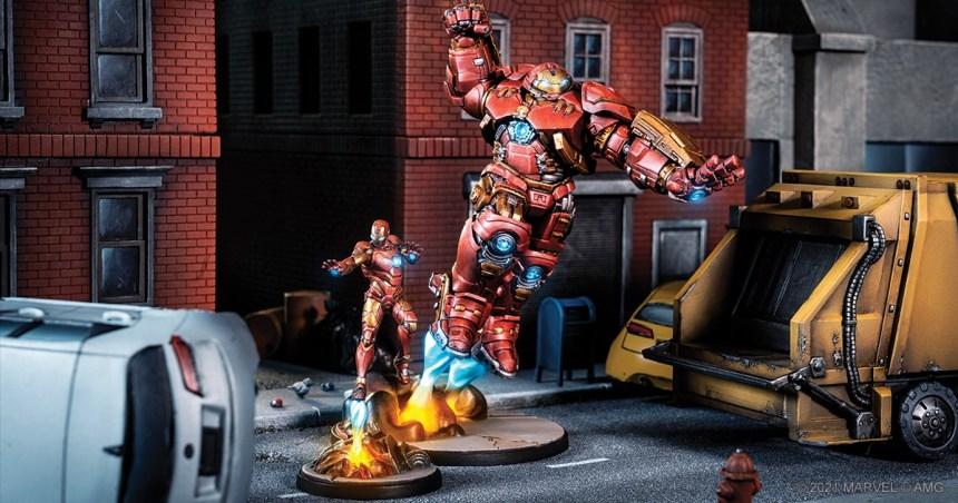 Marvel: Crisis Protocol Hulkbuster