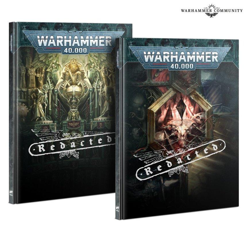 Warhammer 40K Codex tease