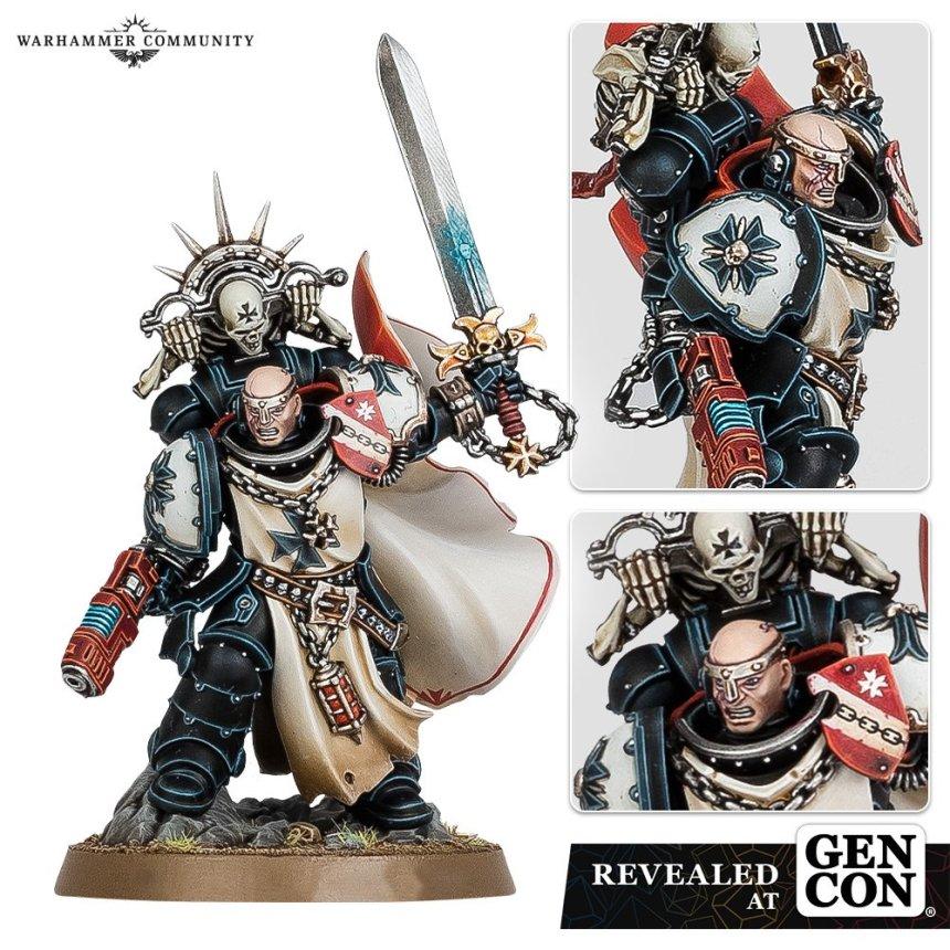 Black Templars Army Set Marshall