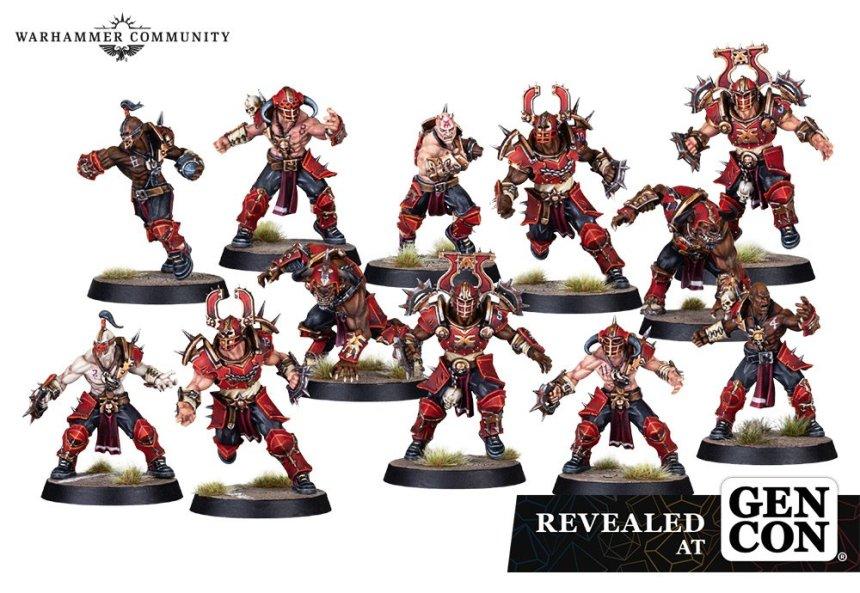 Skull-tribe Slaughterers