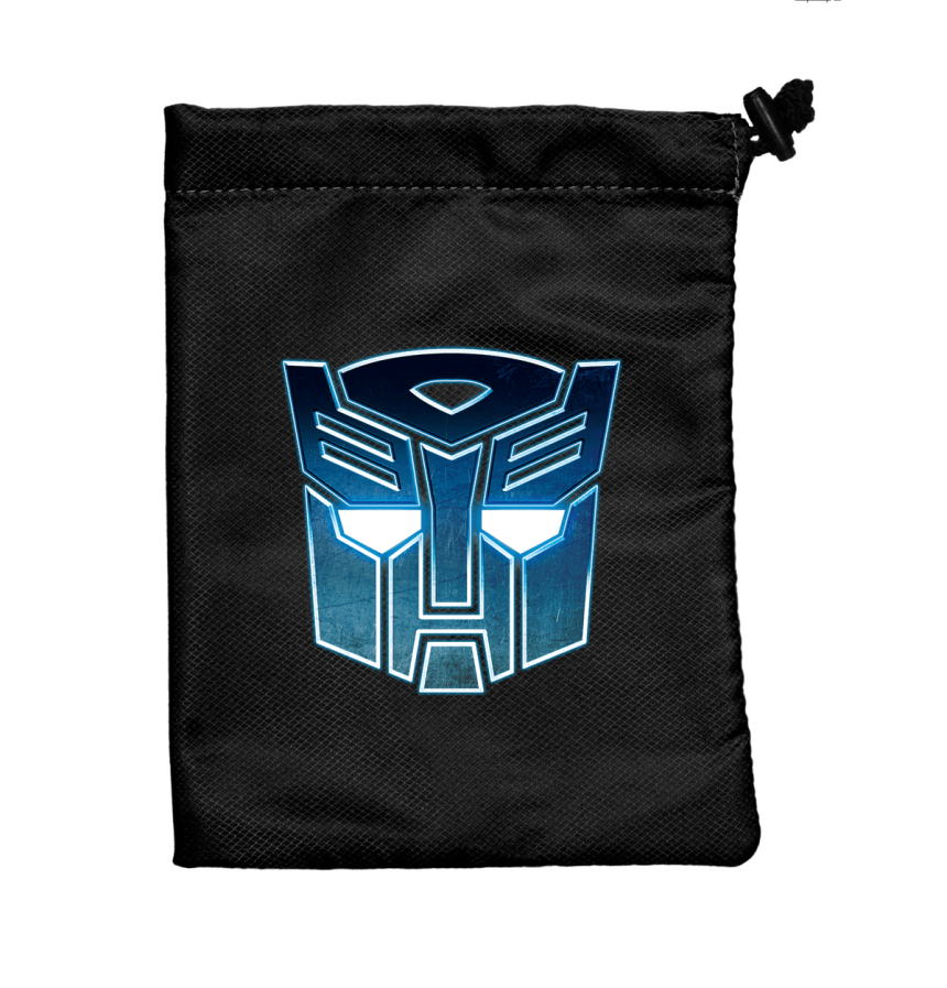 Transformers Roleplaying Game Dice Bag