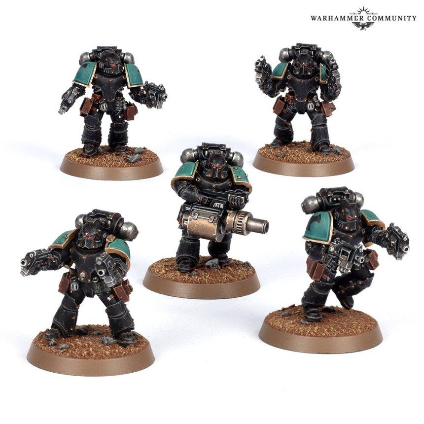 Legion Mk IV Destroyer Squad