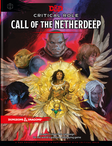 Critical Role:Call of the Netherdeep