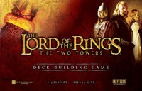 The Lord of the Rings: The Two Towers Deck-Building Game - Board Game Box Shot