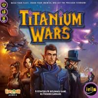 Titanium Wars - Board Game Box Shot