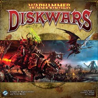 Warhammer: Diskwars - Board Game Box Shot