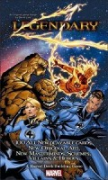 Legendary: The Fantastic Four Expansion - Board Game Box Shot