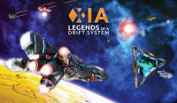 Xia: Legends of a Drift System - Board Game Box Shot