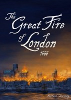 The Great Fire of London: 1666 (Second Edition) - Board Game Box Shot