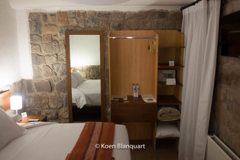 My room in the Tierra Viva Cusco Centro Hotel
