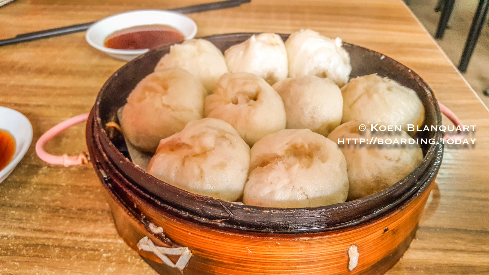 Fresh Dumplings