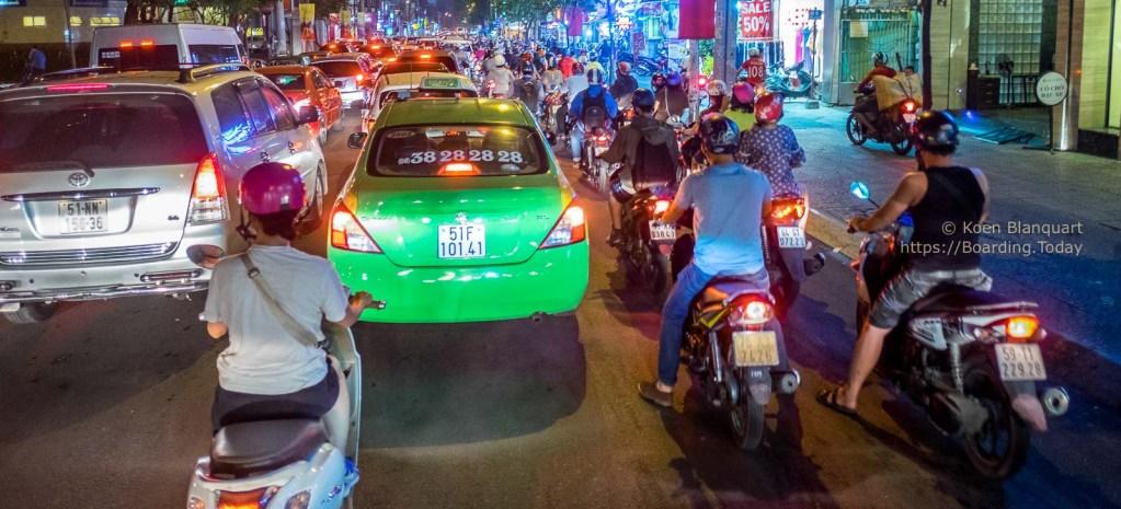 Saigon Traffice