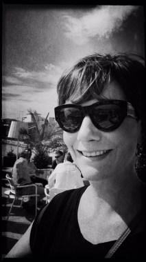 Barcelona in Schwarzweiß Reiseblog Im Schatten des Windes Boarding Completed12