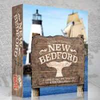 Kicking it in the Stacks! New Bedford from Dice Hate Me Games