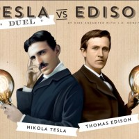Kickstarter Preview: Tesla vs. Edison: Duel