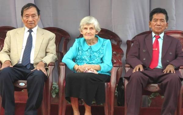 Missionary hnôhchaipa Pihnô Vaili nata Rev.C.Thalai