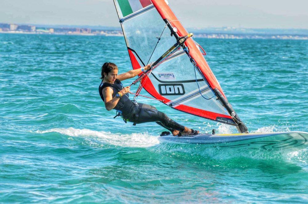 Italia terza, Giorgia Speciale una certezza agli Youth Sailing World Championship