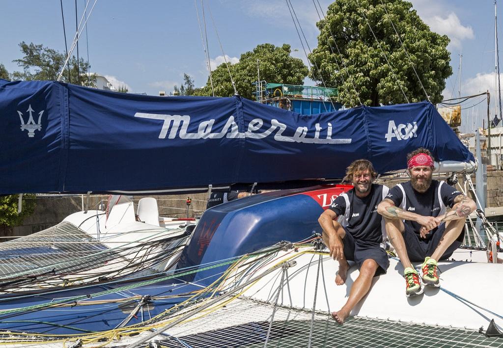 Soldini imbarca Jovanotti ma è delusione sulla Hong Kong – Vietnam