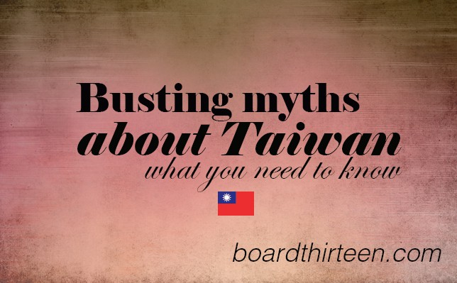 How to love Taiwan and what you need to know.