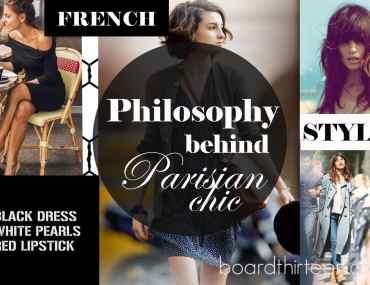 Parisian chic photo