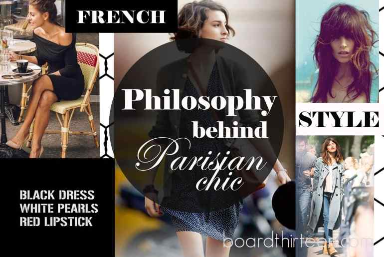 Parisian chic photo
